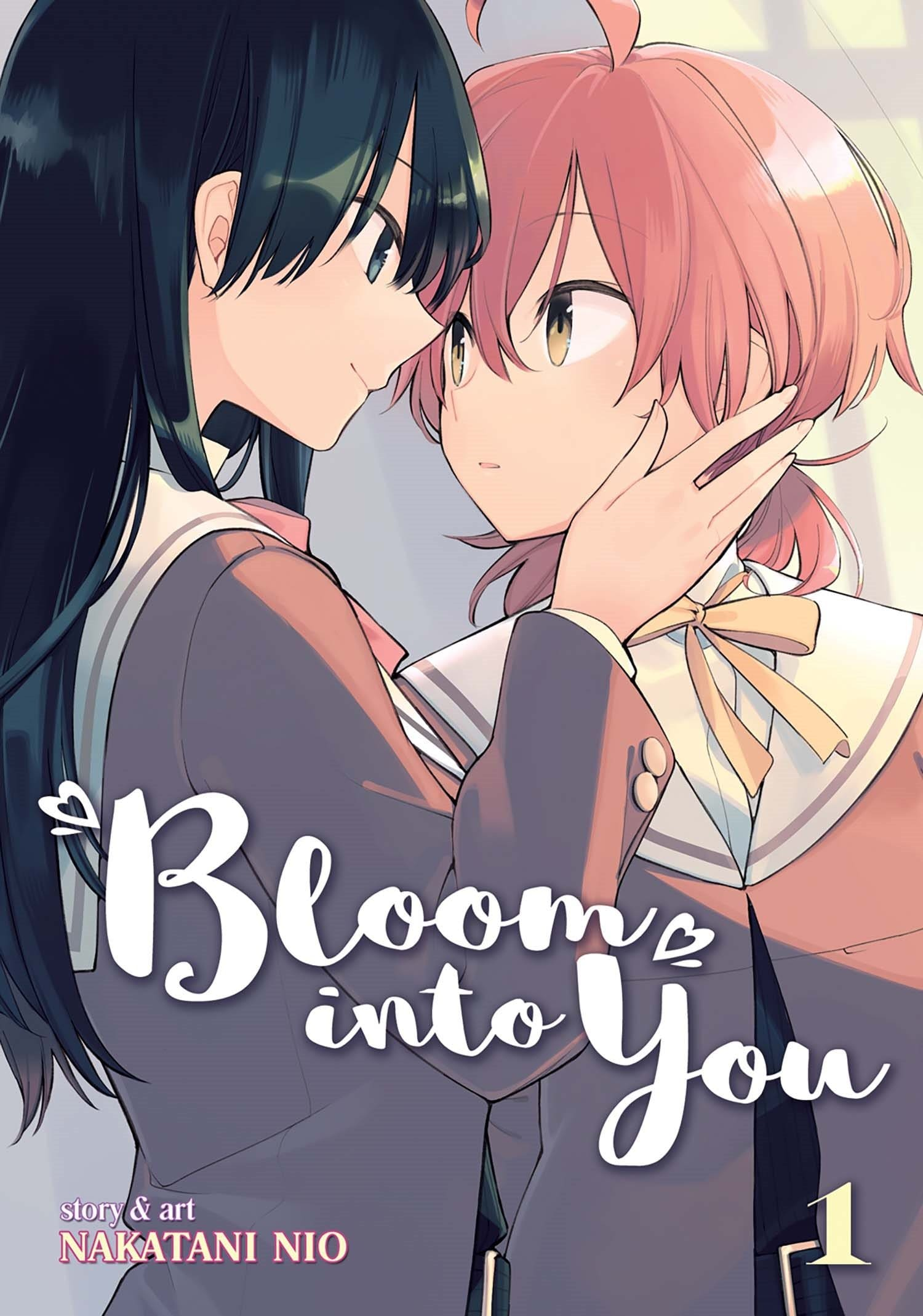 A sweet manga about discovering what love is.