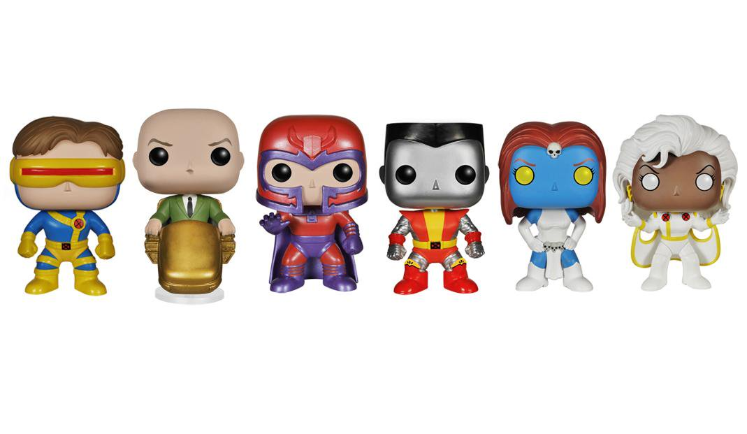 Guest contributors Adam Reck and Shelby Wolf share which X-Men characters need to be turned into Funko Pops ASAP.