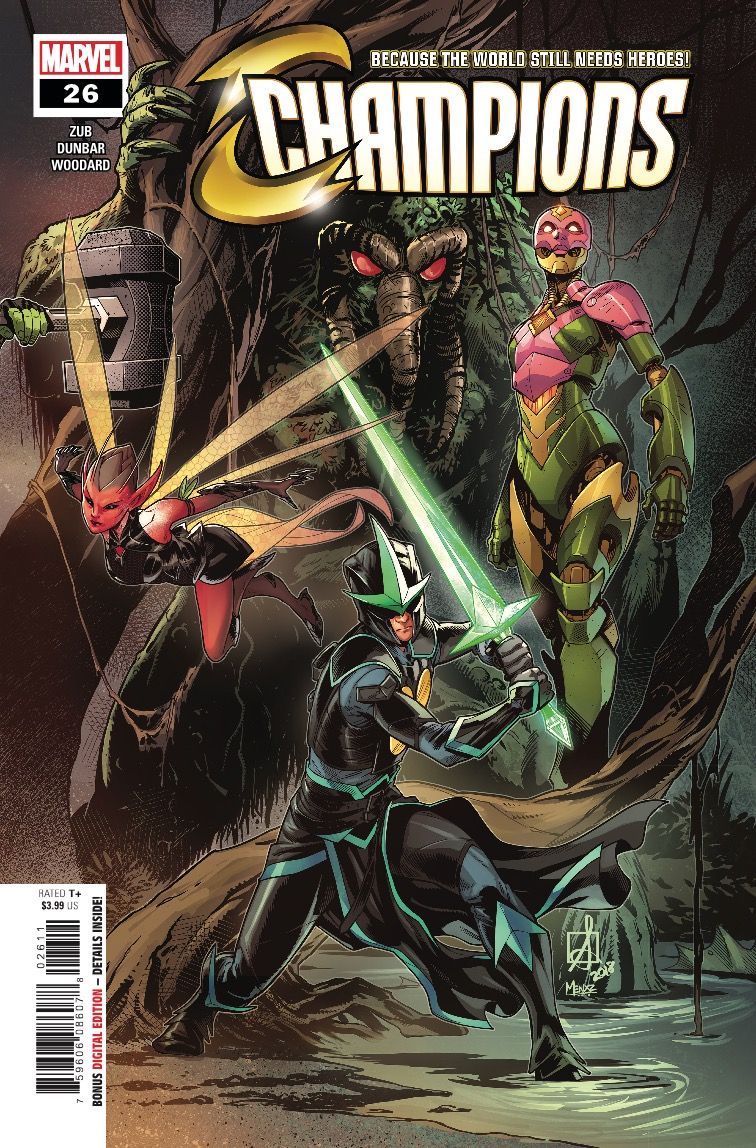 Marvel Preview: Champions #26