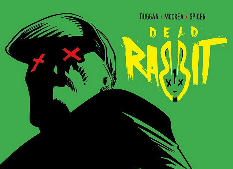 Image Comics cancels and recalls 'Dead Rabbit' after being sued for trademark infringement