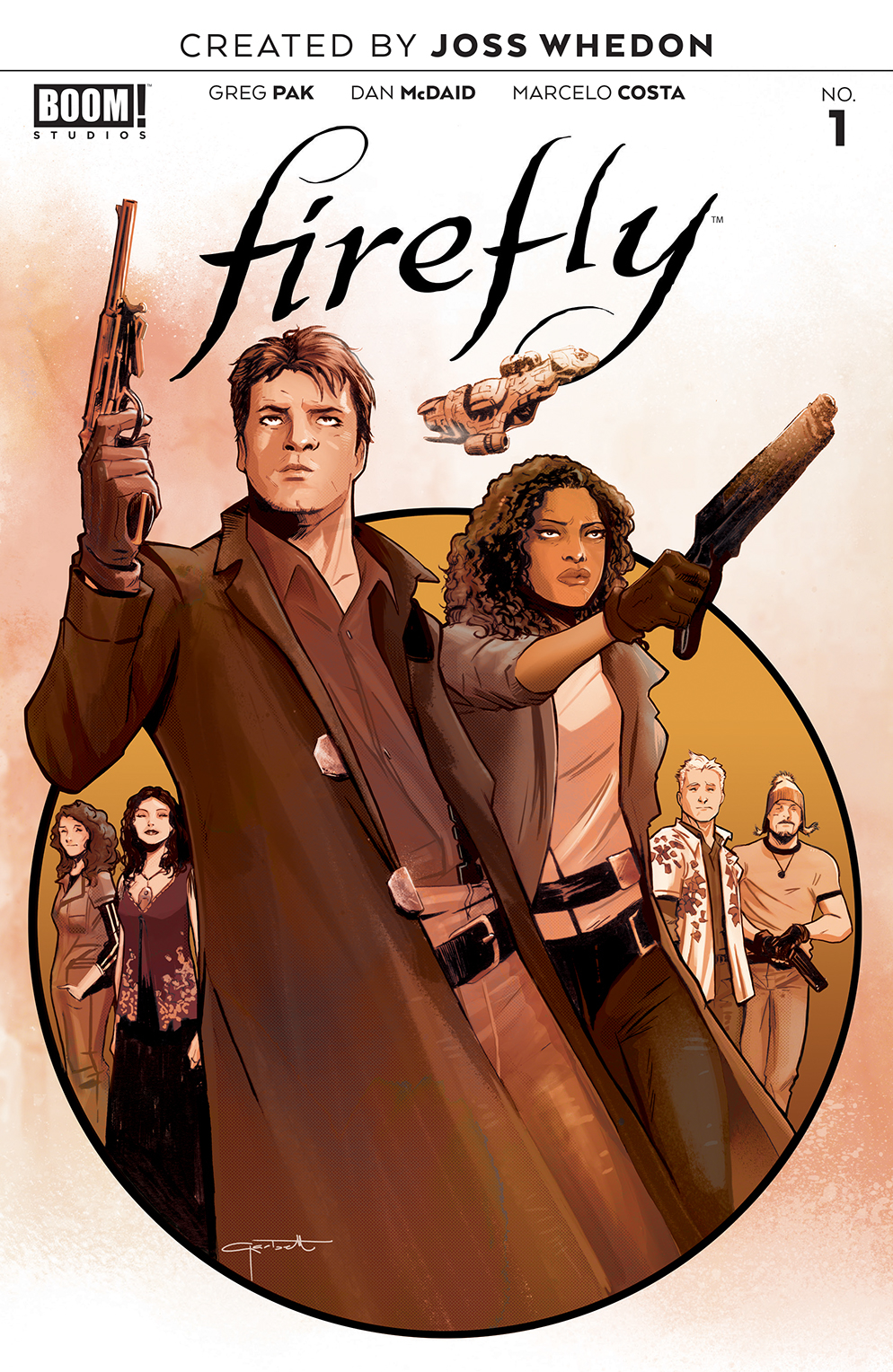 A solid start to what could be a wonderful continuation of the Firefly franchise.