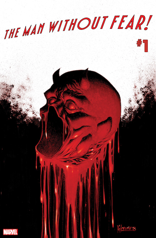 Daredevil to get new weekly series this January in 'Man Without Fear'