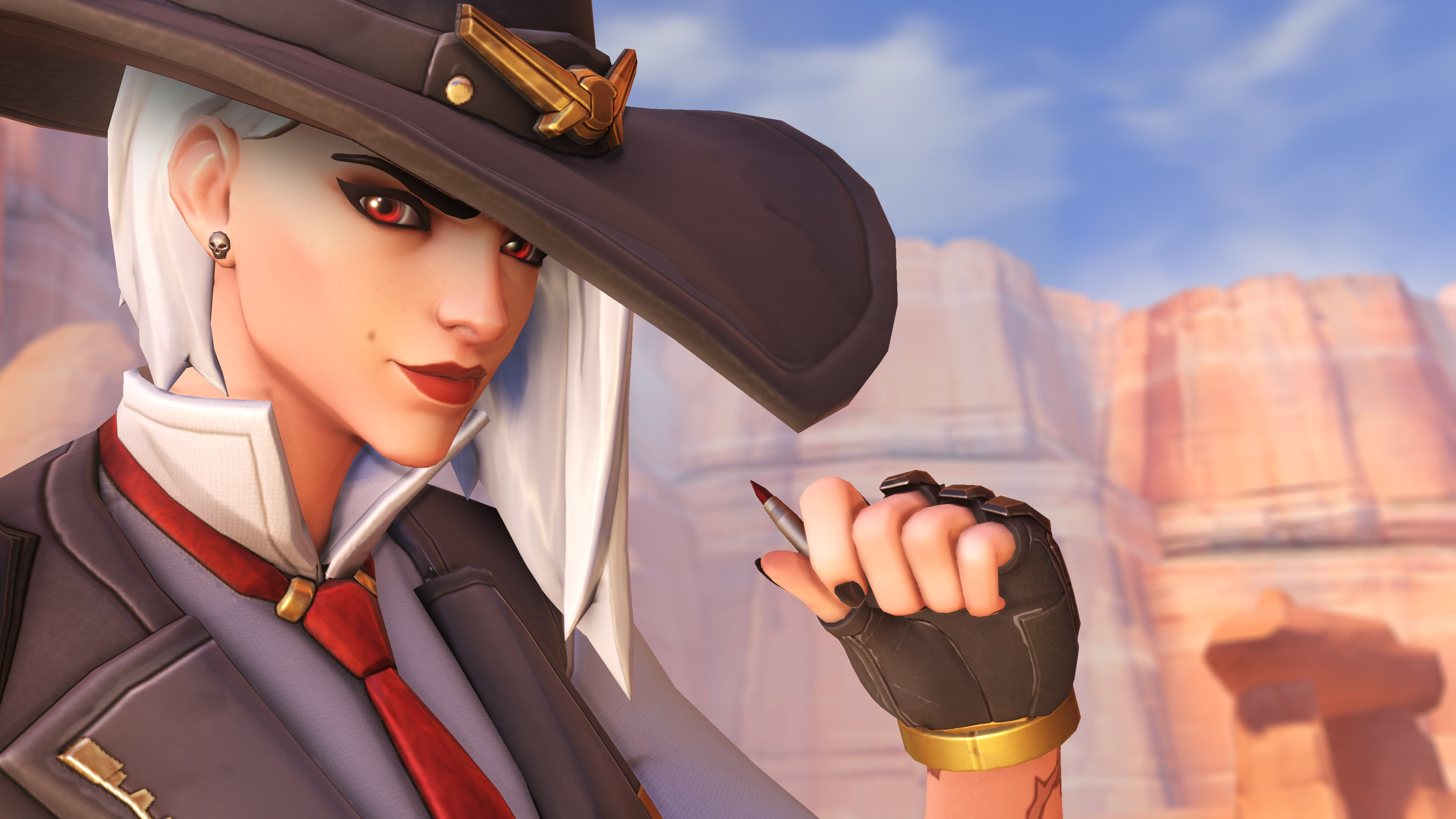 Ashe is Overwatch's newest hero, but who is she?