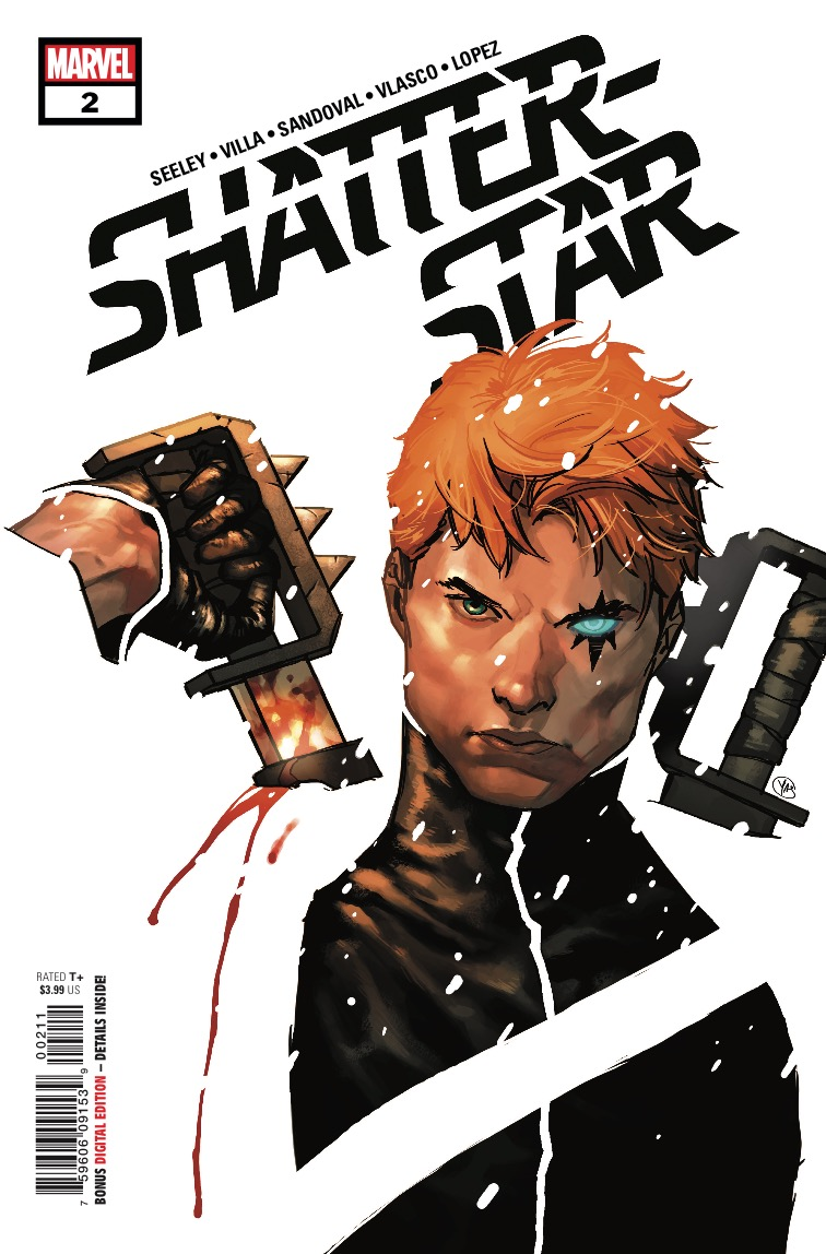 Shatterstar and Rictor come together again, but it's not like old times.