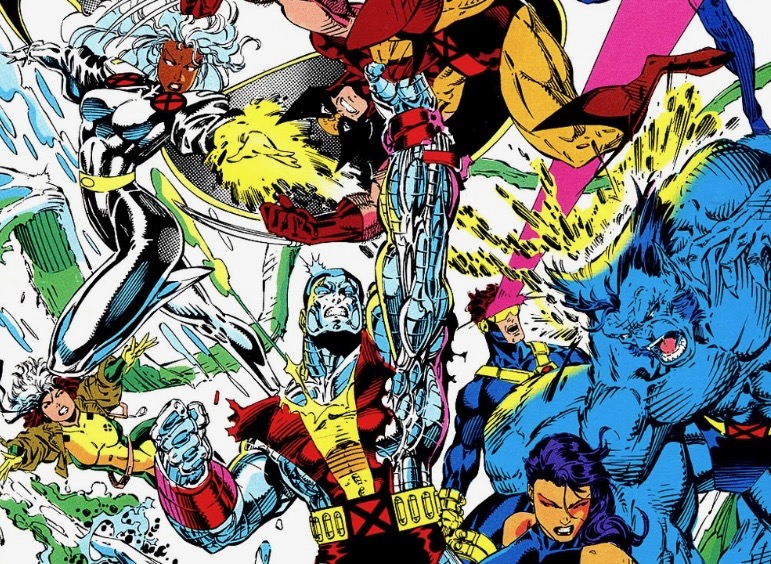 It's round 2–who will prevail in a fearsome fracas between Marvel's mighty mutants?