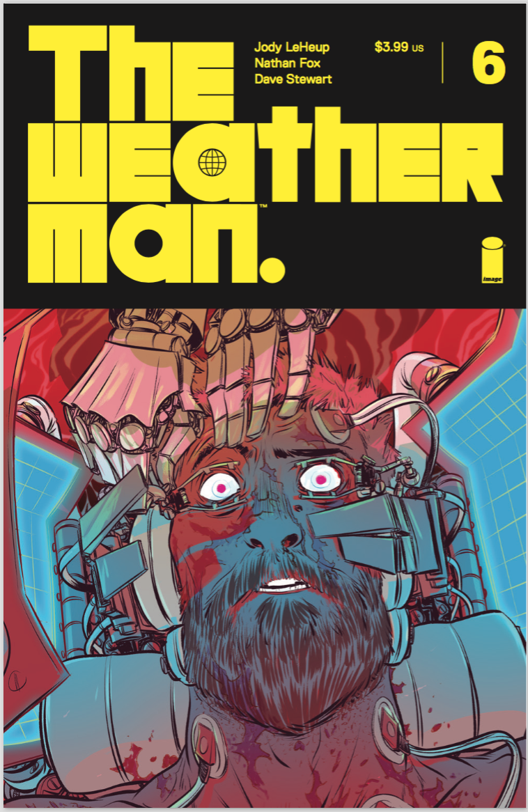 The Weatherman #6 Review