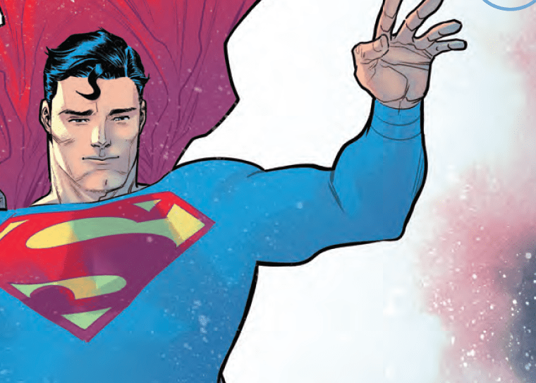 Red Cloud's identity is revealed in Action Comics #1005