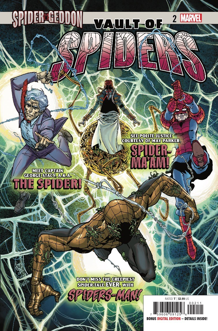 Vault of Spiders #2 Review