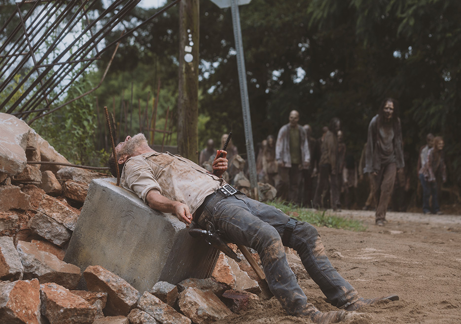 The Walking Dead Episode 9.5 'What Comes After' review and recap