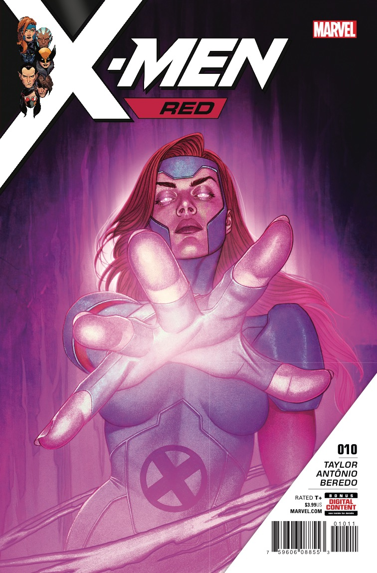 X-Men Red #10 review: The world outside your window