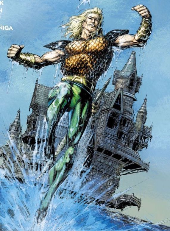 aquaman sword