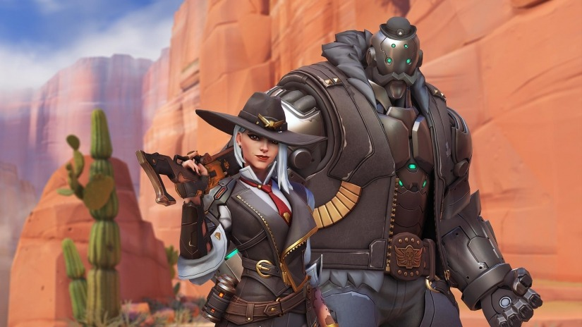 Overwatch: New hero Ashe is now playable on live servers | AiPT!