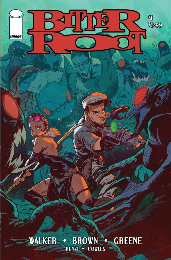 Bitter Root #1 review: Nipping racism in the bud