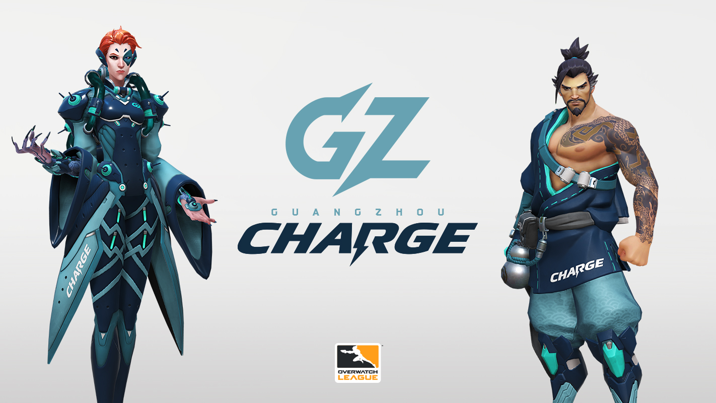 Nenking Group unveil the name of its Overwatch League team: the Guangzhou Charge