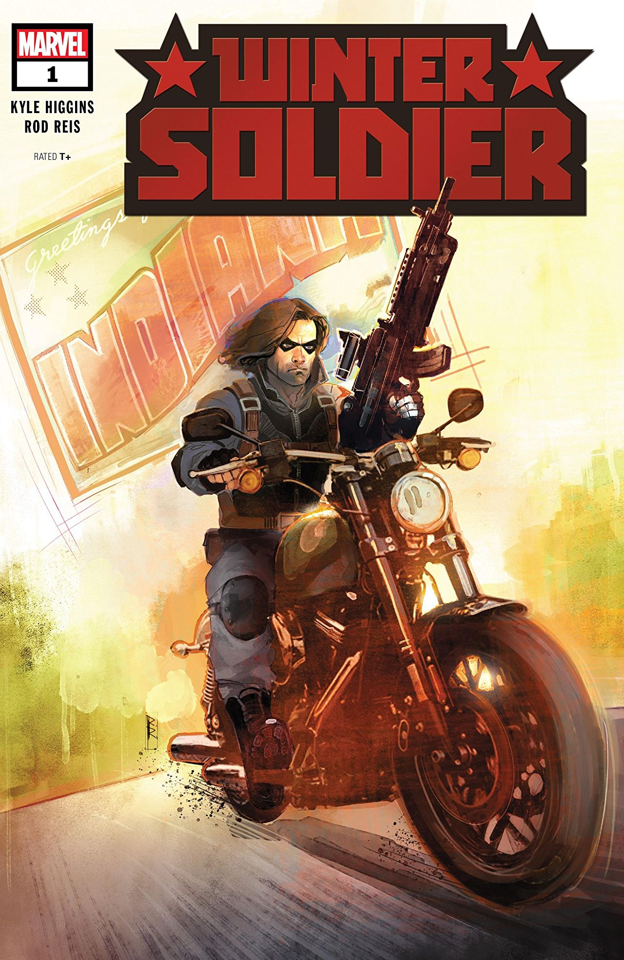 Marvel Preview: Winter Soldier #1
