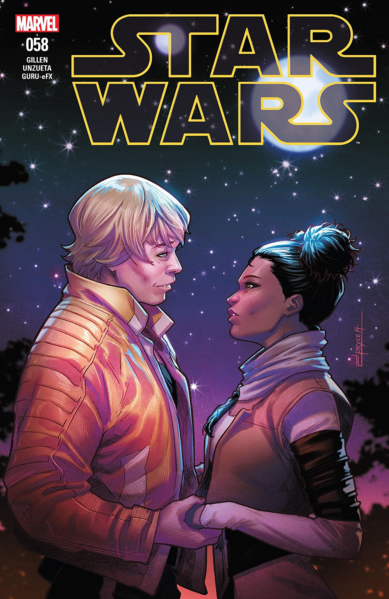 Marvel Preview: Star Wars #58