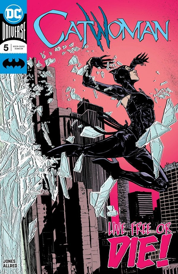 Catwoman #5 Review