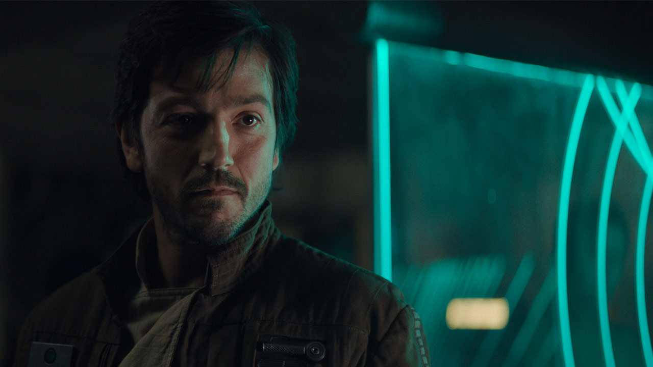 Diego Luna set to reprise Cassian Andor role in live action Star Wars series on Disney+