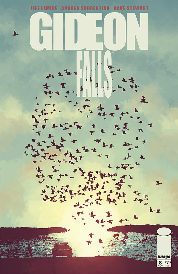 A tightly scripted Gideon Falls brings us a good step closer to understanding in this book's unique way.