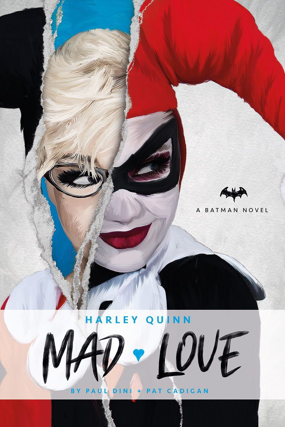 Mad Love: Harley Quinn's origins get a deep dive in the new DC novel