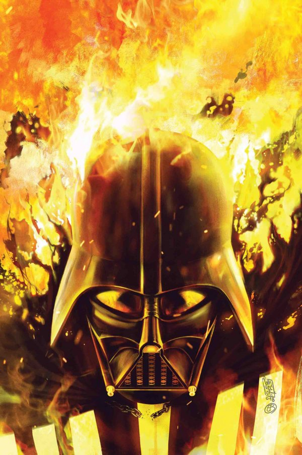 The fire will come to MUSTAFAR, and all will burn.
