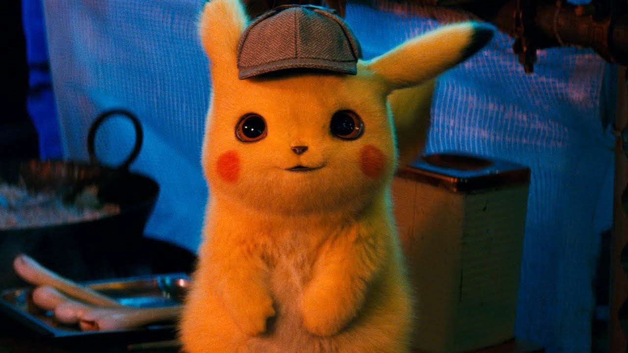 Watch: The first trailer for 'Pokémon: Detective Pikachu' is here