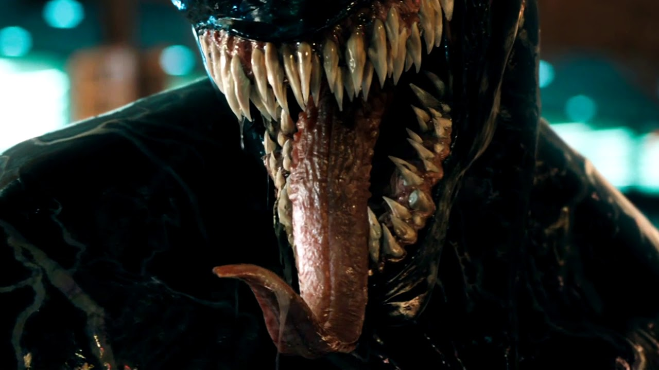 Symbrock fans rejoice, Sony has released a Venom Blu-ray trailer just for you