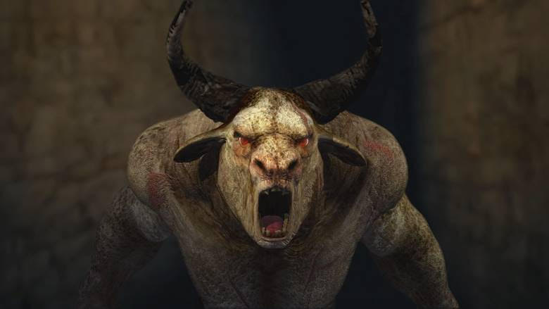 Is there a real life meaning behind the Minotaur myth? Mermaids say yes.
