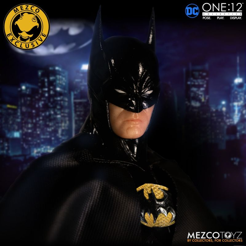 The One:12 Collective Batman: Sovereign Knight - Onyx Edition