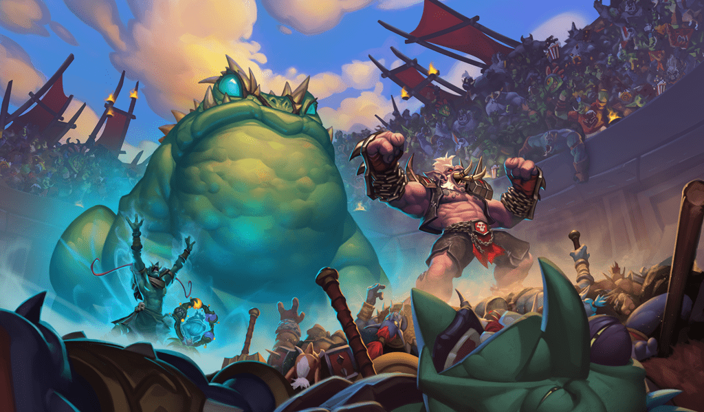 New Shaman hero, King Rastakhan and new Classic cards become available in the latest Hearthstone update.