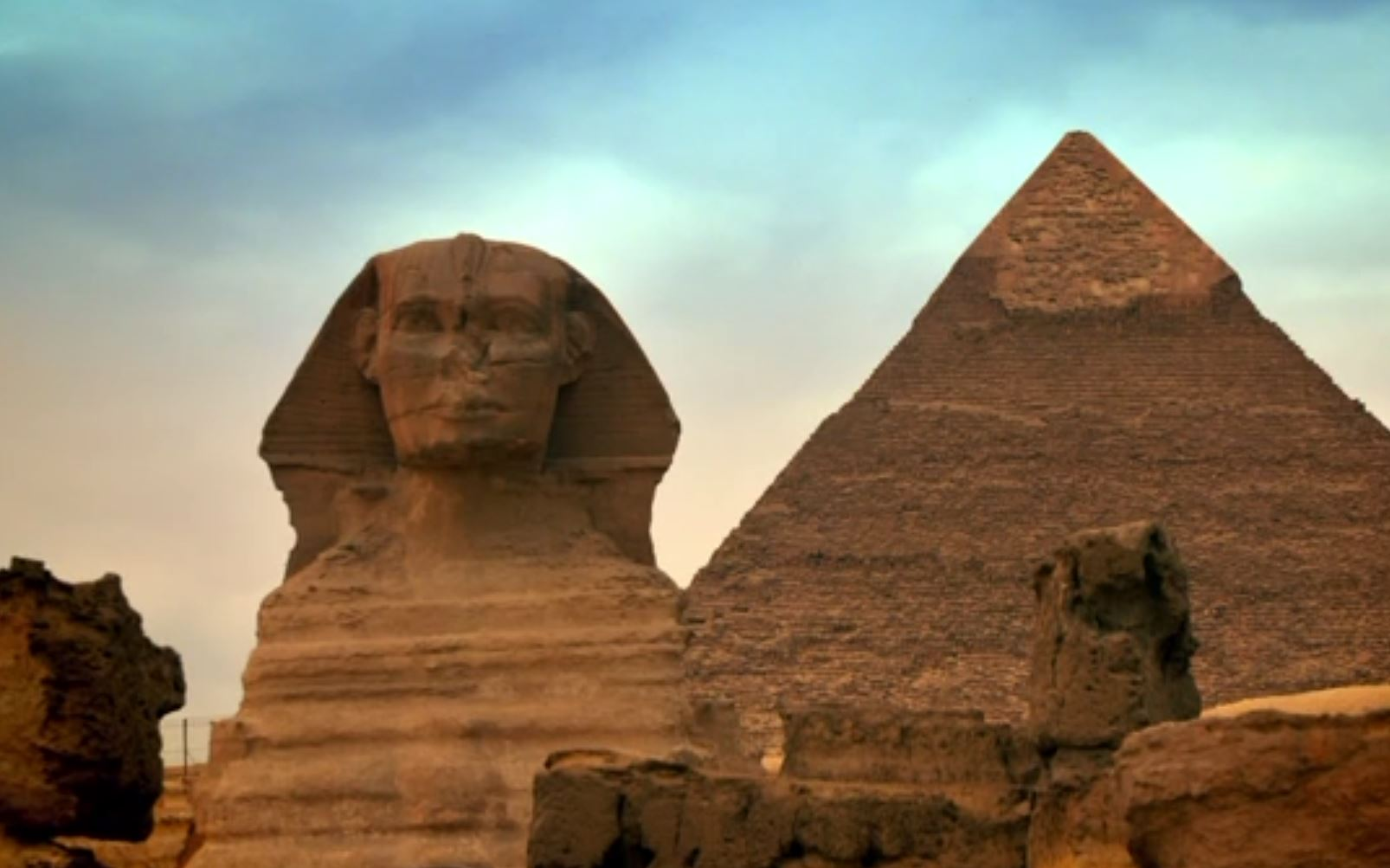 'Mythical Beasts' digs up origin of the sphinx on Science Channel