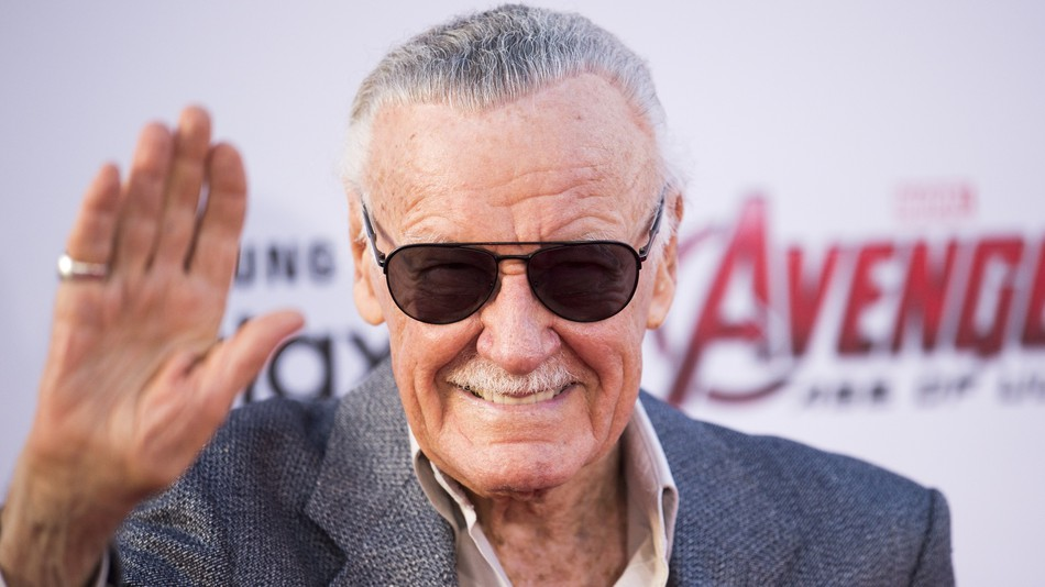 RIP Stan Lee, one of the most influential and important people in comic book history.