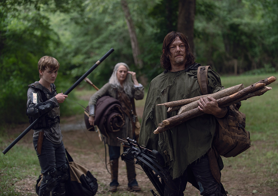 The Walking Dead Episode 9.7 'Stradivarius' Review