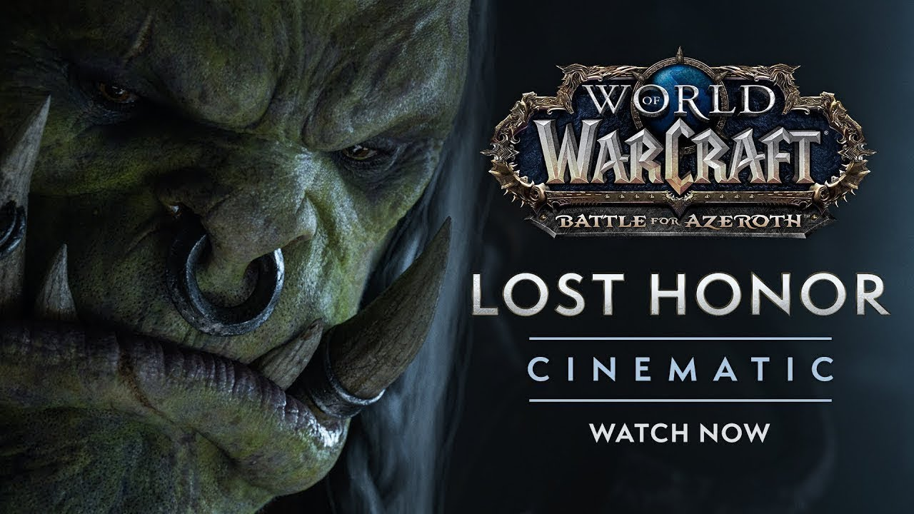 Will legendary Horde warrior Varok Saurfang seek to reclaim his lost honor through the Alliance?