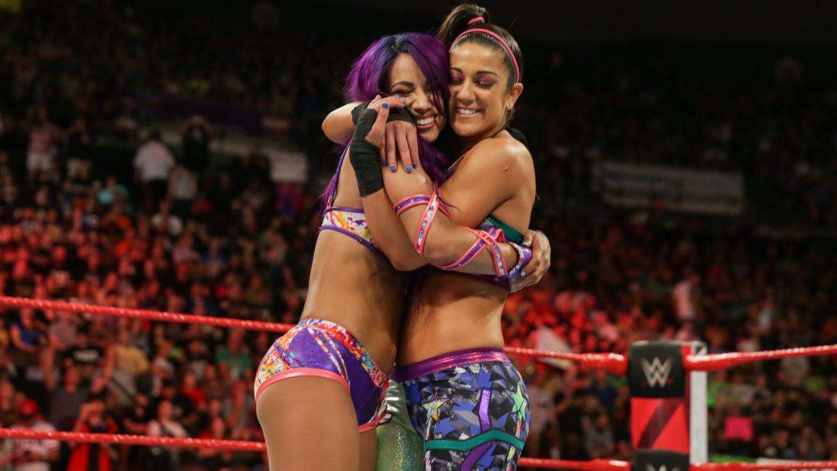 Women's Tag Team Championships would be a great start.