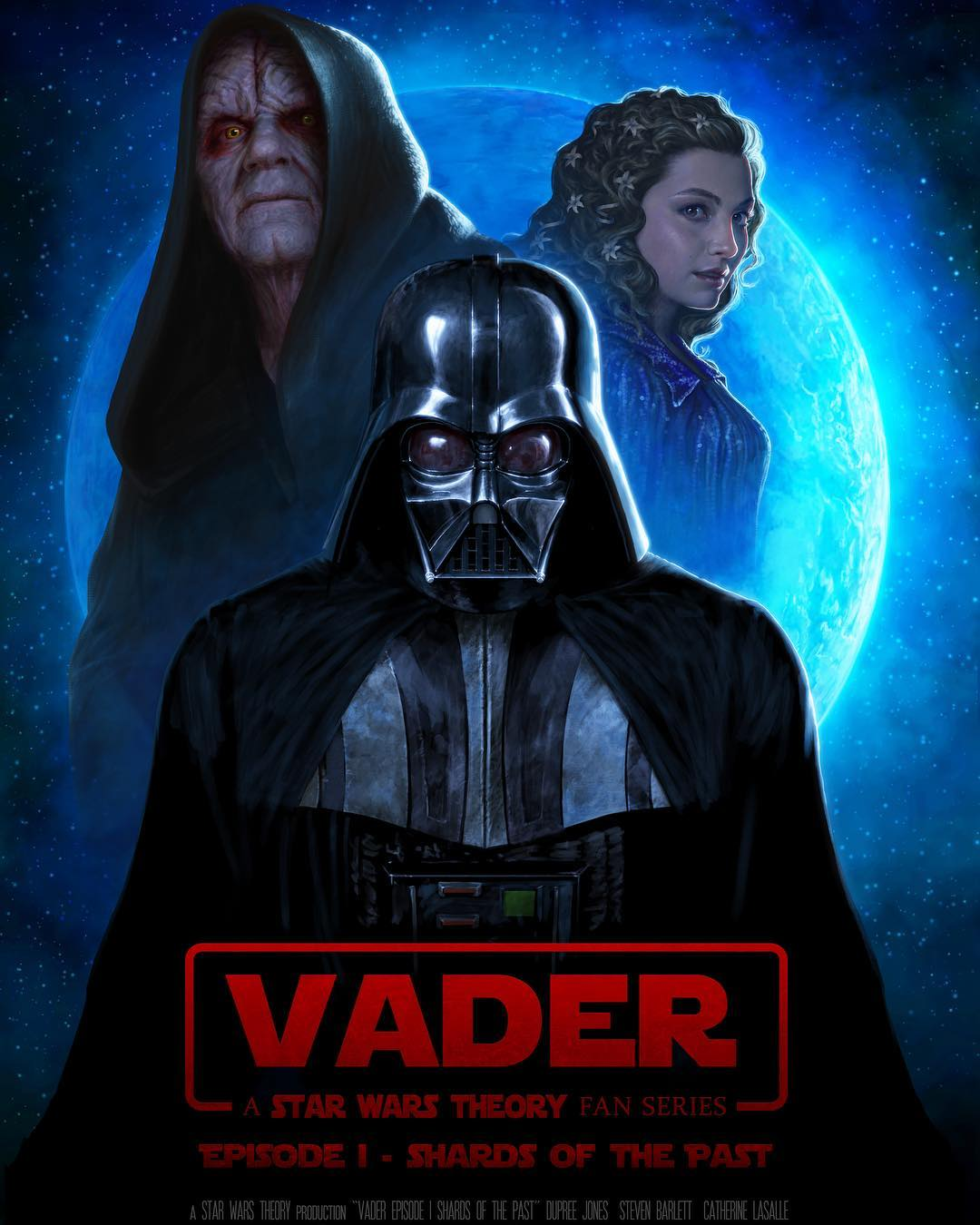 A review of Vader: A Star Wars Theory Fan Film and a year-end analysis of the fandom