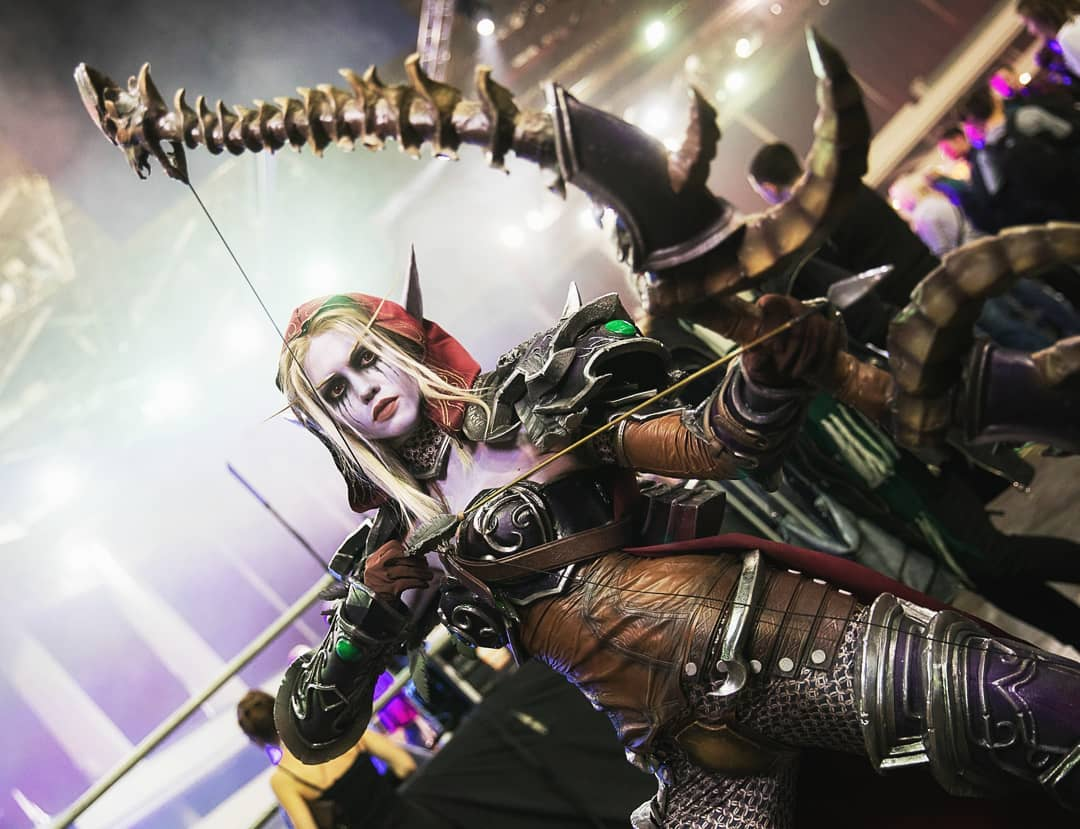 World of Warcraft: Sylvanas Windrunner cosplay by Winry | AIPT