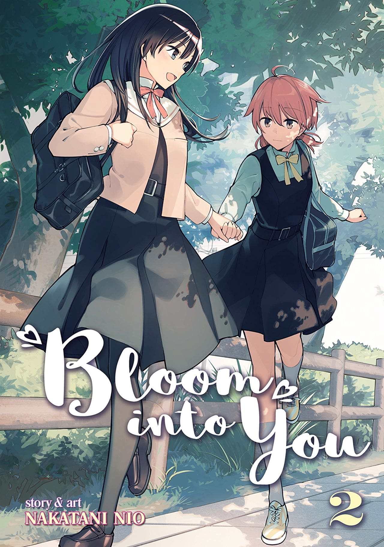 Bloom Into You has been getting positive attention lately thanks to its anime adaptation. But what about the original manga? When I reviewed the first volume I found it very enjoyable, thanks largely to creator Nakatani Nio's lovely art and focus on the characters' interpersonal relationships. Vol. 2, published by Seven Seas Entertainment, picks up after the results of the student council election. Nanami tries to revive the annual school play tradition much to Yuu's chagrin, and some of the supporting characters become more prominent. How does this installment compare to the series' debut? Is it good?