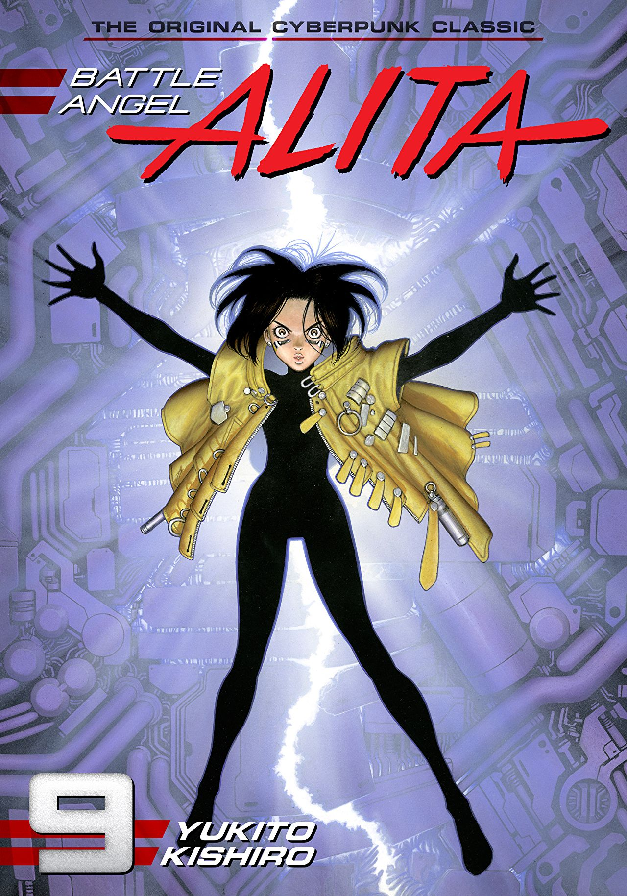 Battle Angel Alita Deluxe Edition 5 Review