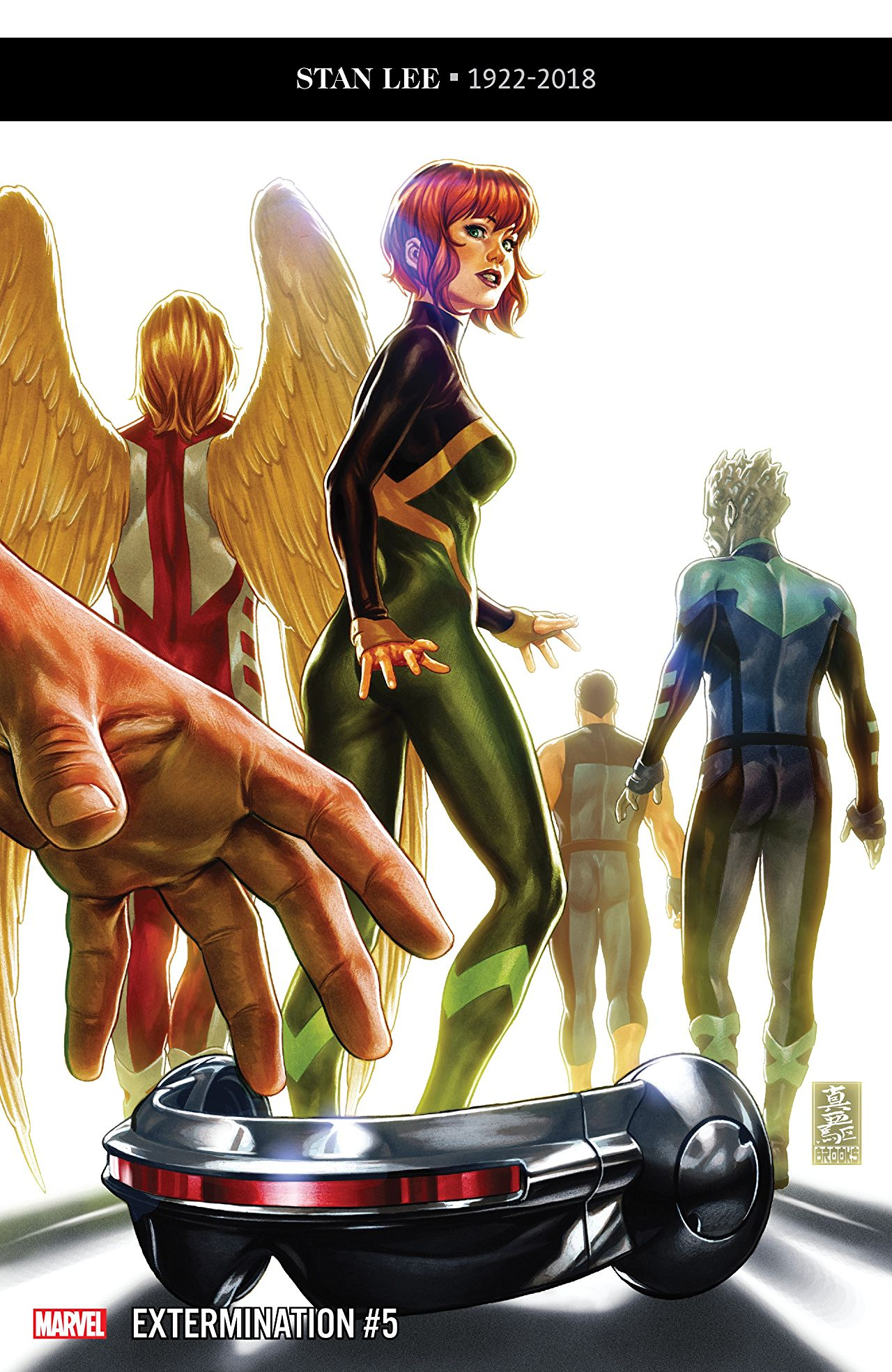 Extermination #5 review