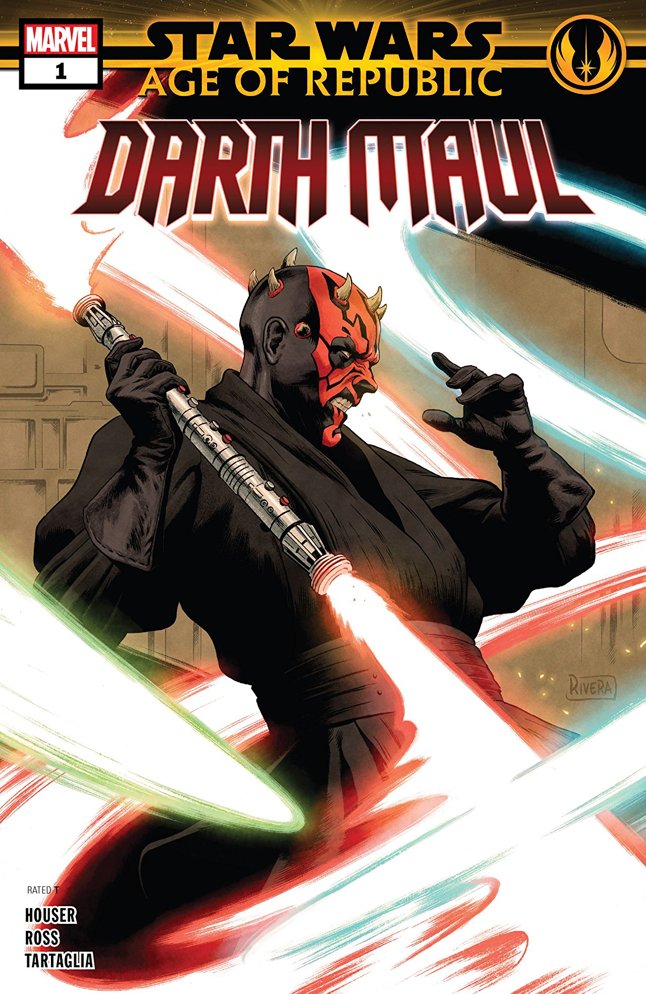 Star Wars: Age of Republic: Darth Maul review: Enjoyable but forgettable