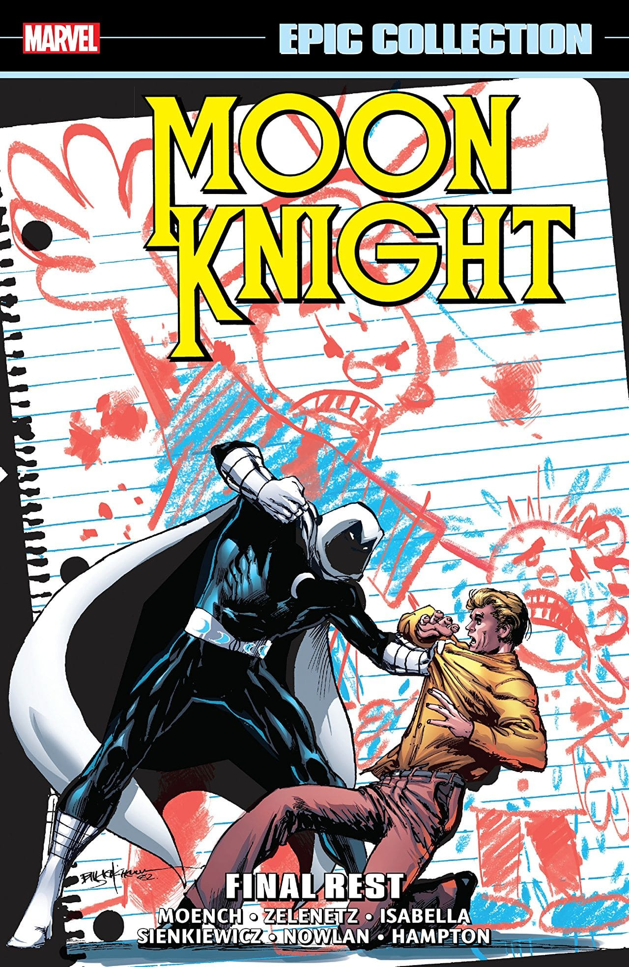 Moon Knight Epic Collection: Final Rest Review