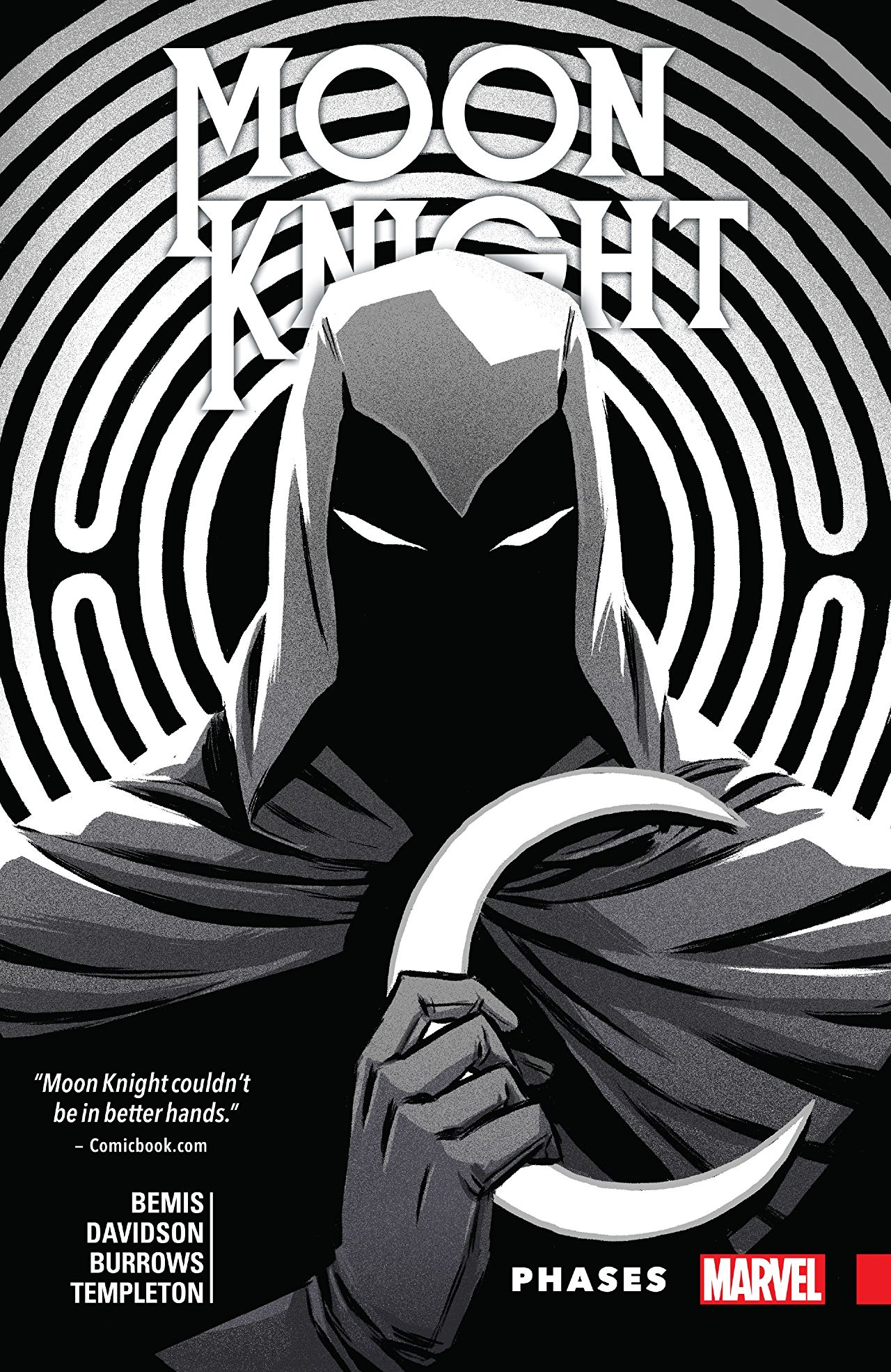 'Moon Knight: Legacy Vol. 2: Phases' review: An eclectic mix of great storytelling