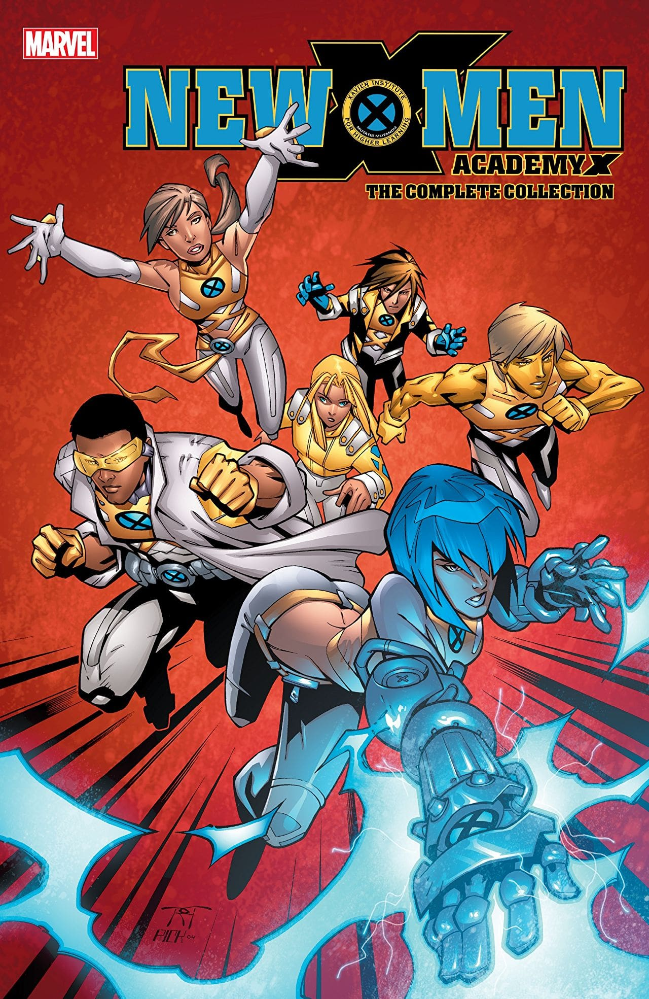 New X-Men: Academy X - The Complete Collection Review