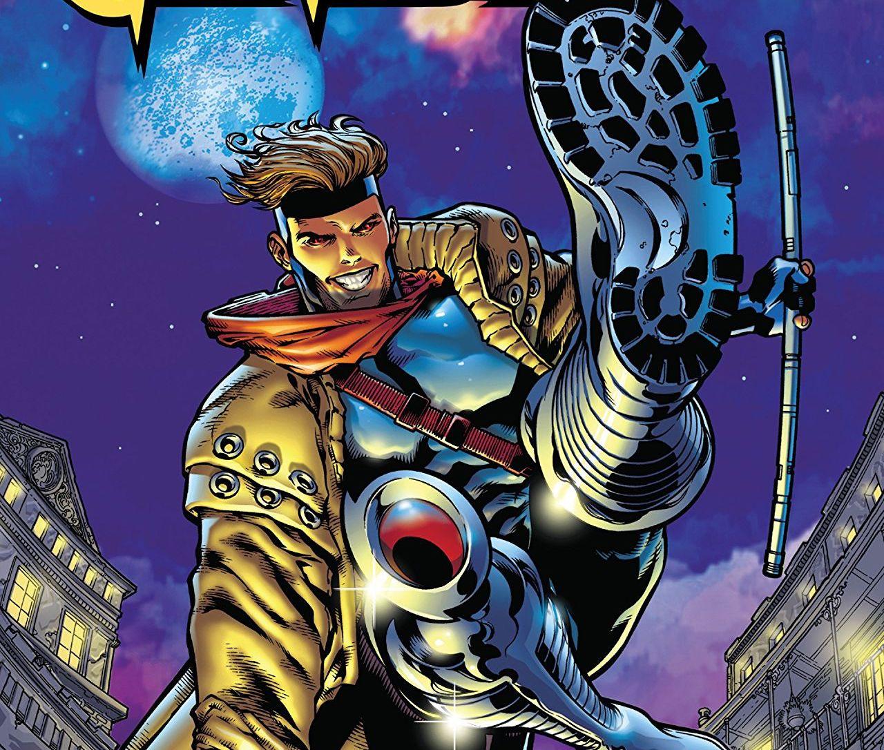 Completists will want to take a look at Marvel's recent Gambit collection with some major story tidbits worth noting.