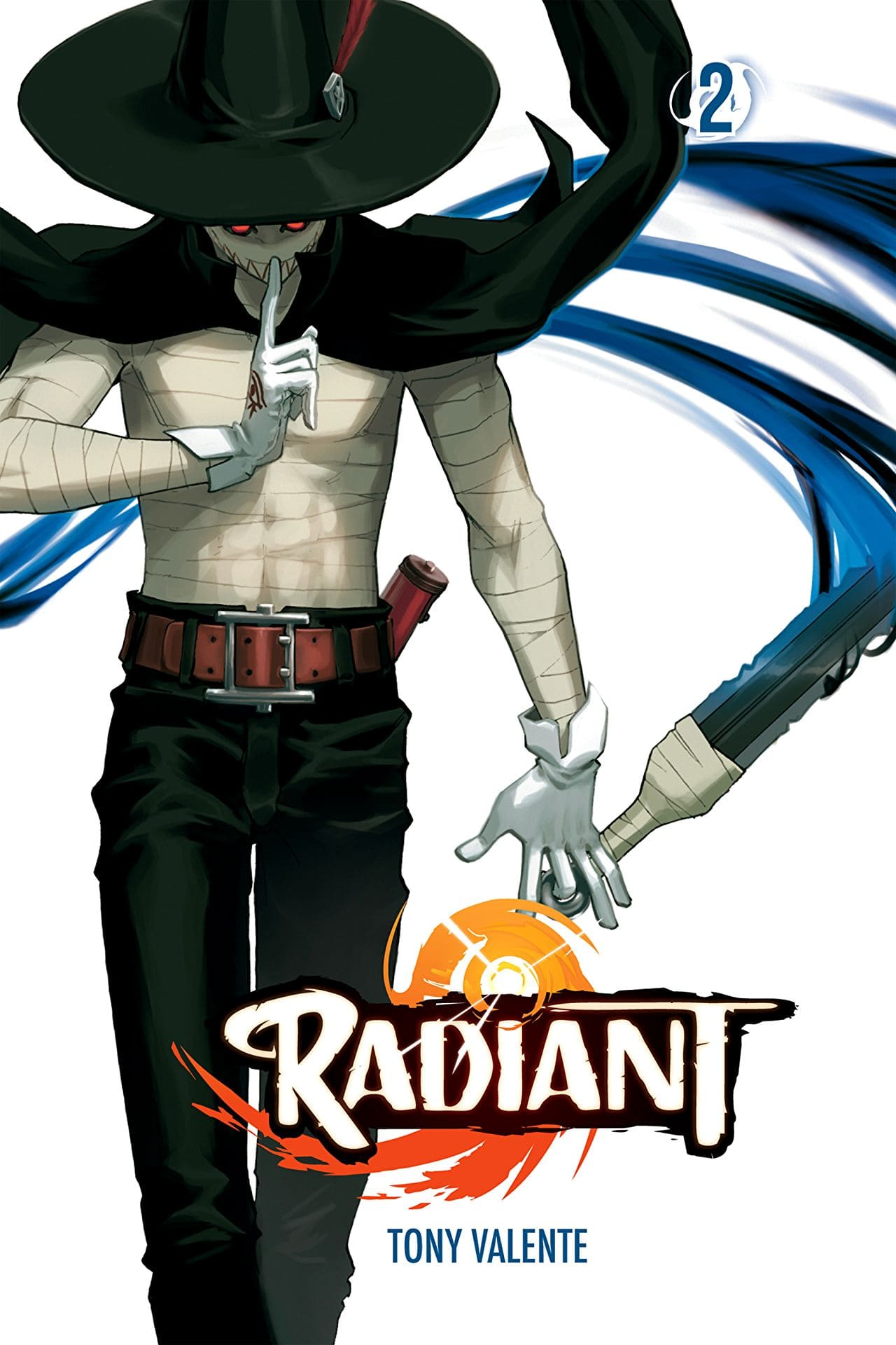 Radiant Vol. 2 Review: Of monsters and magic