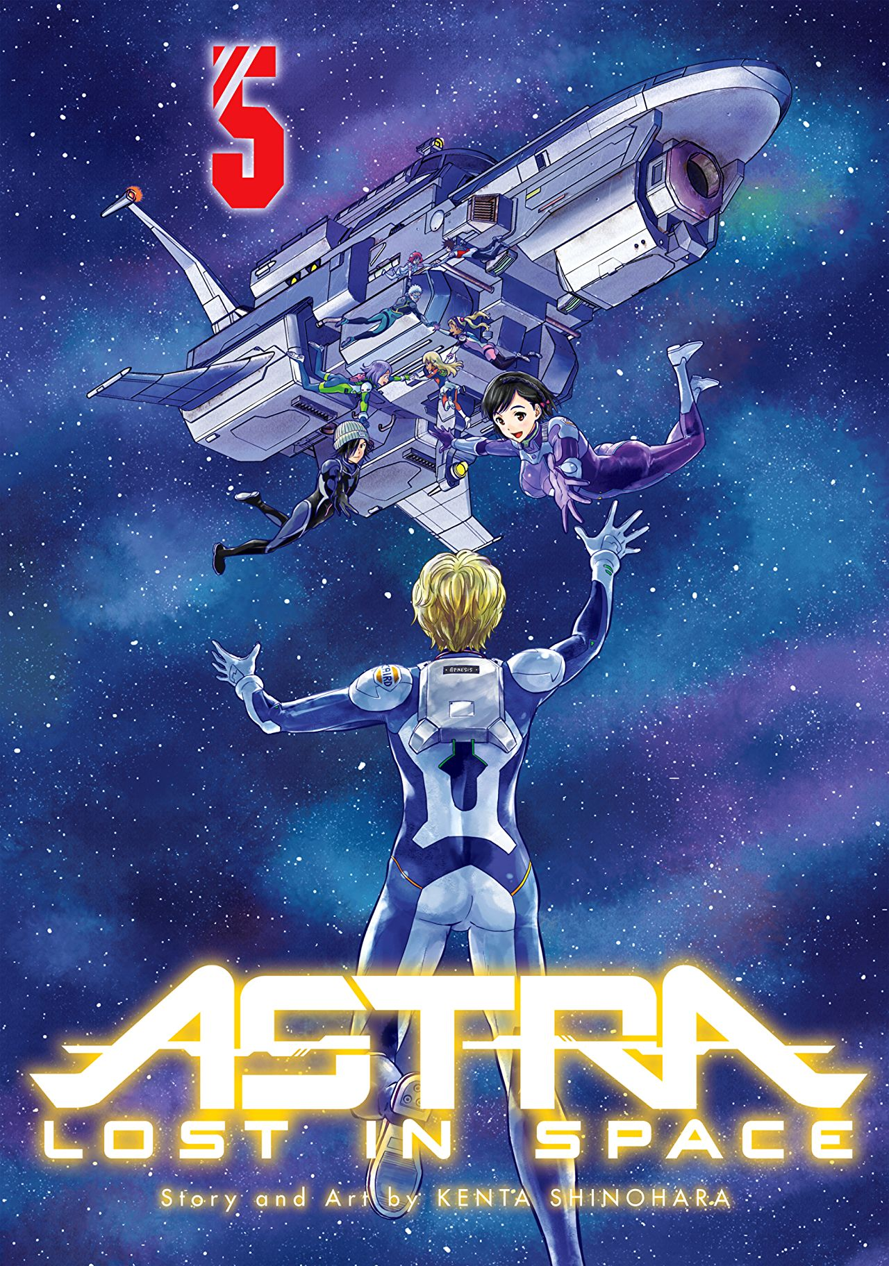 Astra Lost in Space Vol. 5 Review