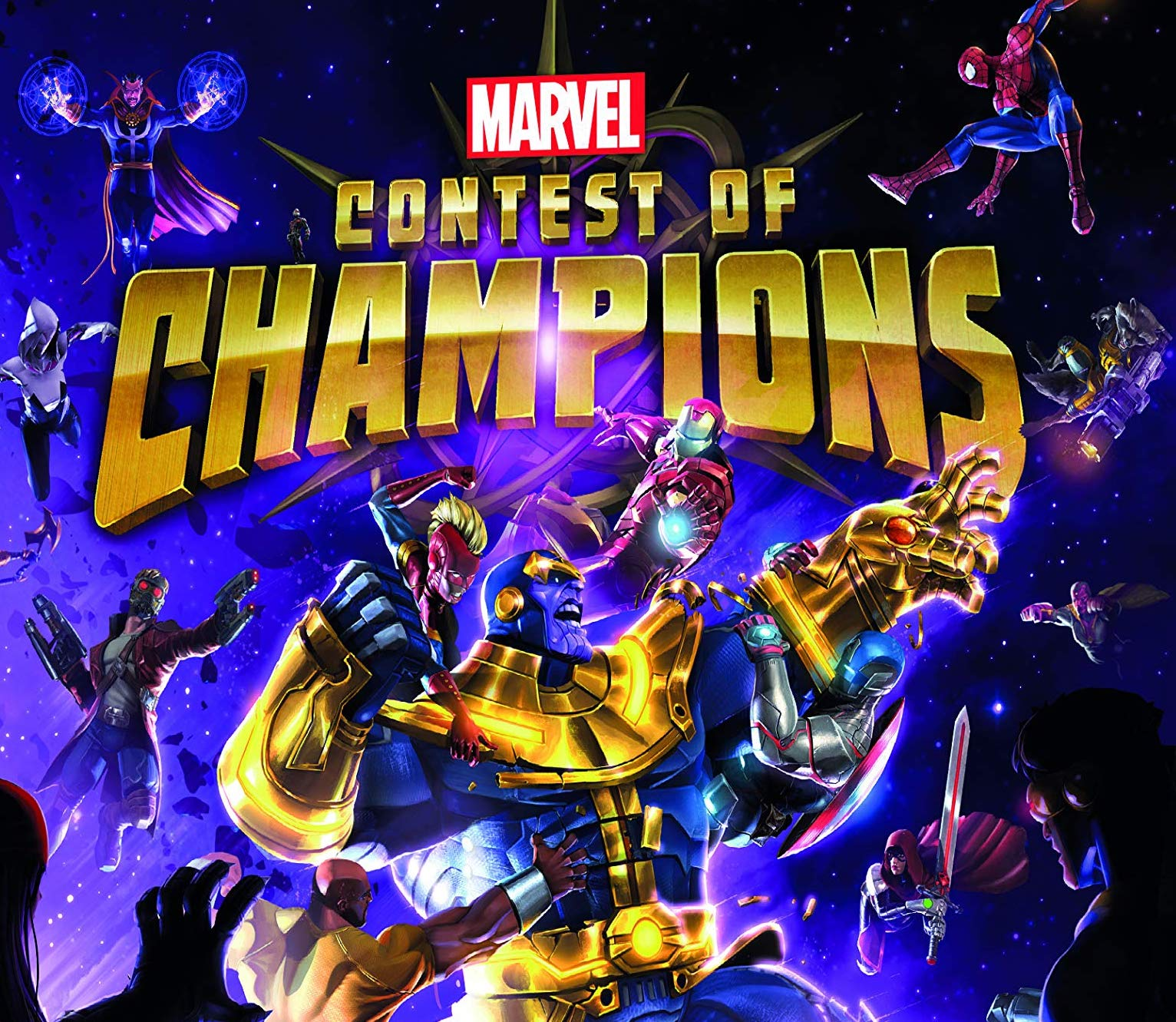 Marvel Contest of Champions: The Art of the Battlerealm Review