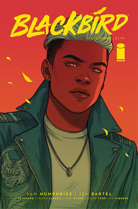 Blackbird #3 is a great exploration of magic and emotions.