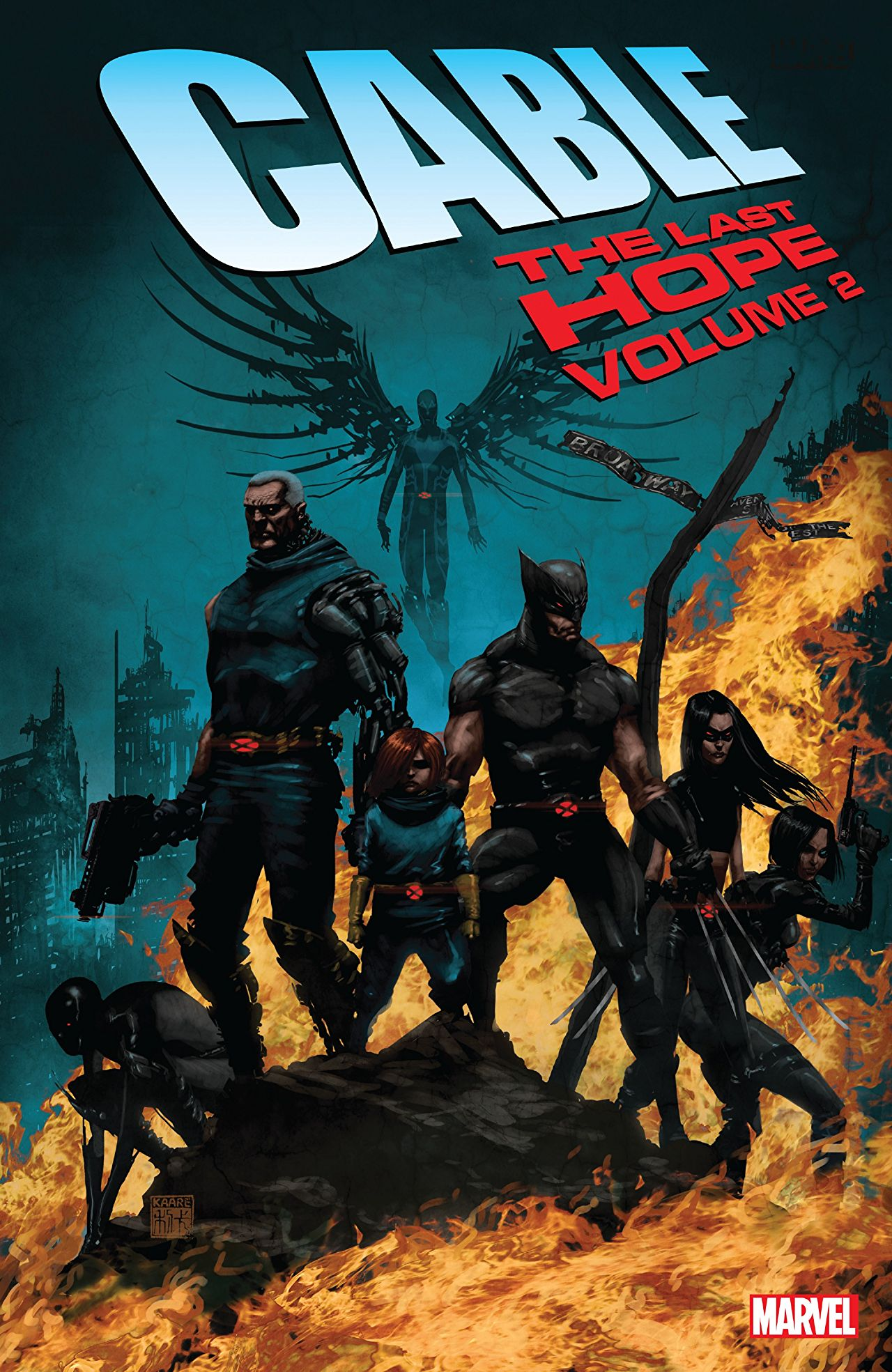Cable: The Last Hope Vol. 2 Review: A wonderful continuation of Cable's finest story